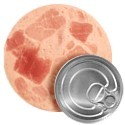 Canned sausage
