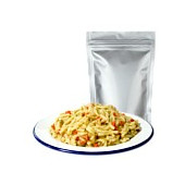 Ready meals - freeze-dried