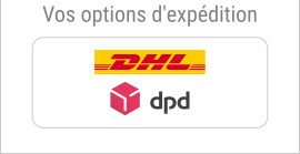 options d'expédition