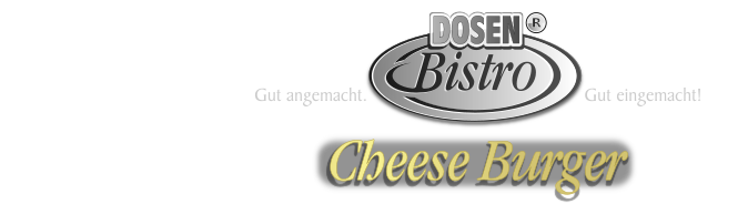 dosenbistro-cheese-burger
