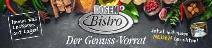 DosenBistro - Der Genuss-Vorrat