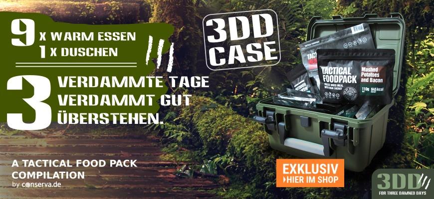 3DD - Proviant für 3 verdammte Tage