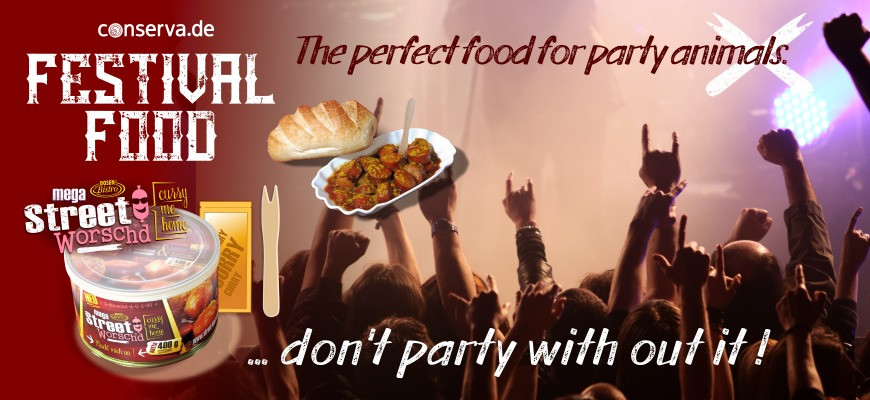 The perfect food for party animals.